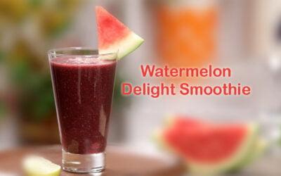 Watermelon Delight Smoothie