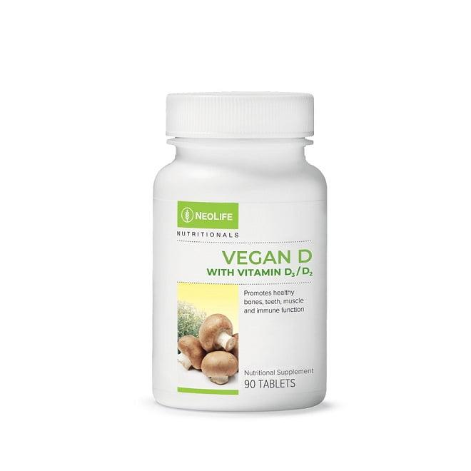 Vegan D with Vitamin